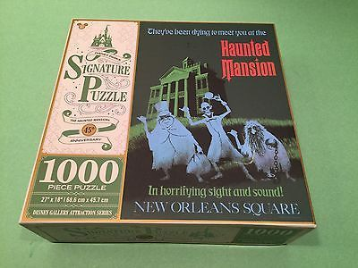 Disney Gallery HAUNTED MANSION 45th Anniversary Puzzle Hitchhiking Ghosts