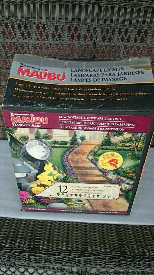 Intermatic Malibu Landscape Lighting Dream Home Pinterest