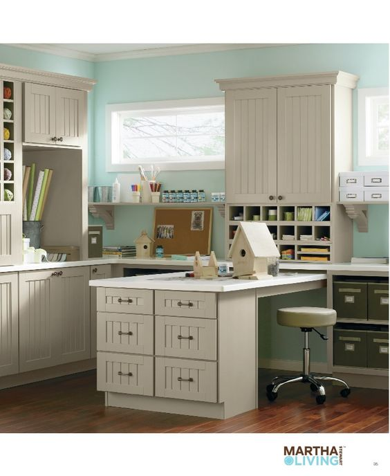Martha Stewart | Craft Room/Storage | Pinterest | Craft, Room And Office  Spaces Part 25