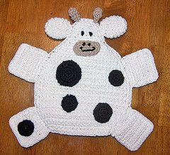 Ravelry: Holstein pattern by Michele Wilcox