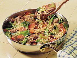 Ramen Stir-Fry Recipe from Betty Crocker