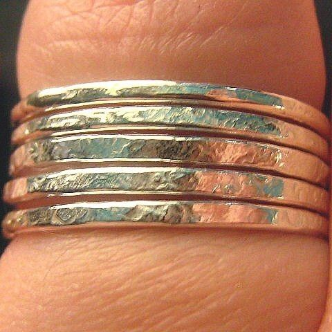 Stack rings!!