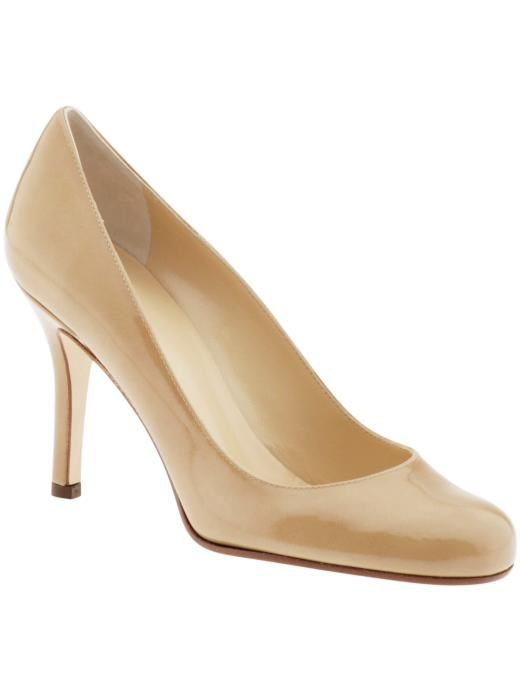 perfect nude pump