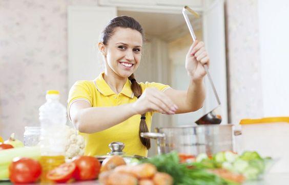 Diät aus Heft 5: Blitz-Suppe schafft jeden Tag 1 Kilo