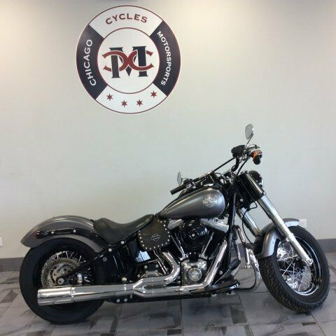 Motorcycles For Sale Chicago >> 2015 Fls Slim 103 Motorcycle Motor Cycle Motortrend