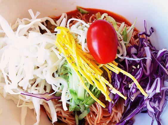 Homemade food @ Seoul