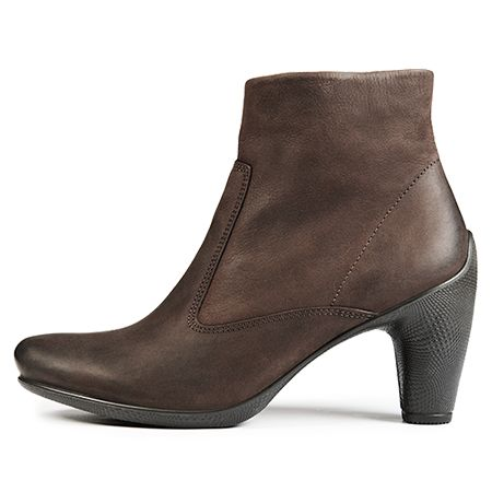 ECCO SCULPTURED 65 - Mid Cut Zip Boot - S M I L E #eccosmile #sculptured65