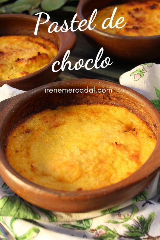 Pastel De Choclo Cocina Chilena Irene Mercadal Receta Pastel De Choclo Recetas De Comida Comidas Con Carne Molida
