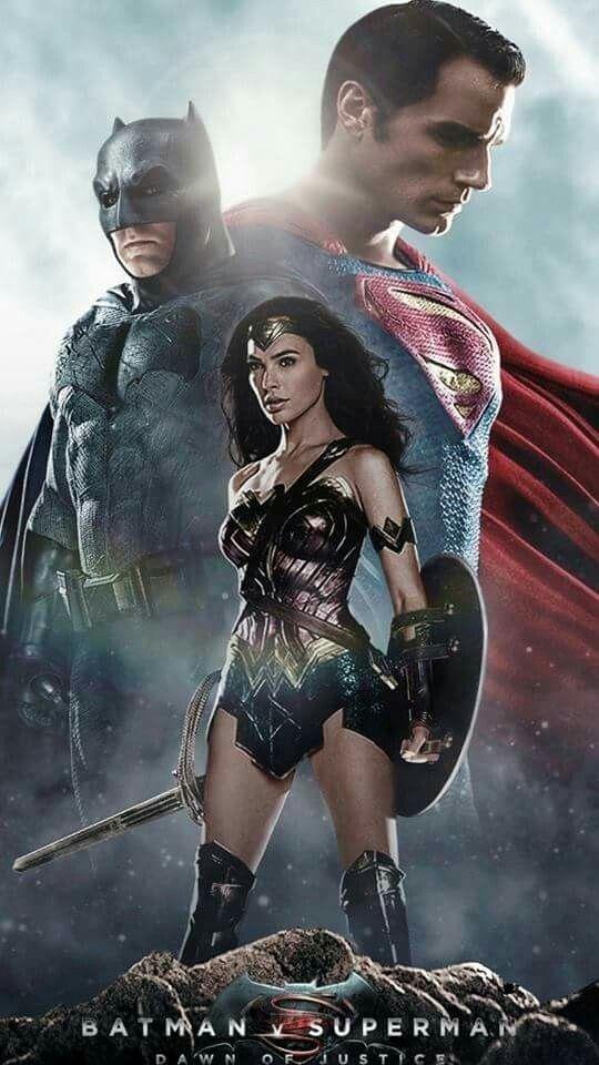 Superman and wonder woman Wonder Woman