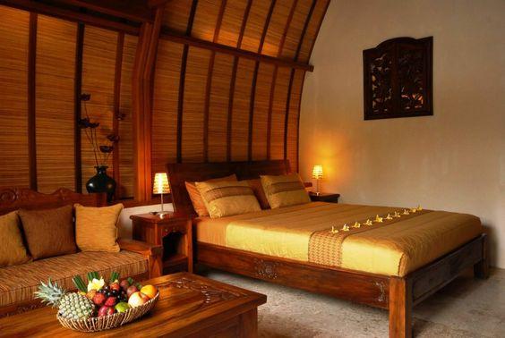 Klumpu Bali Resport Villa Bed