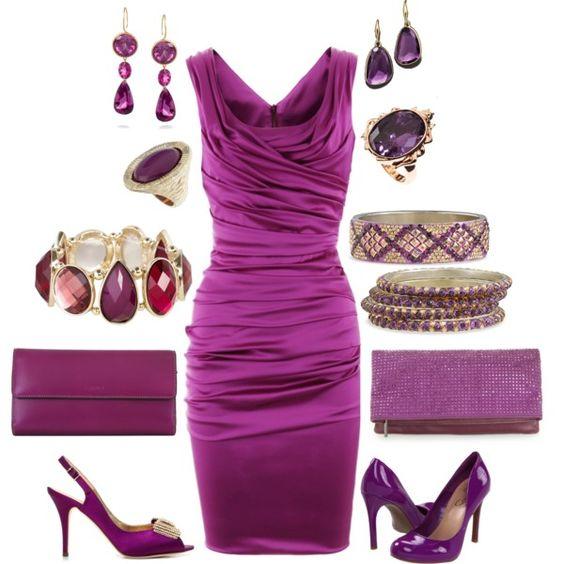 ❥ violet lovelies