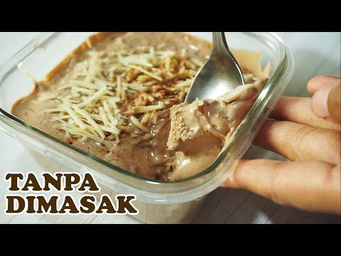 Roti Tawar Dalgona Milo Enak Lumer Tanpa Dimasak Youtube Roti Resep Resep Roti