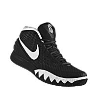 4. Nike Kyrie 1 iD women's basketball shoe (Black/White)