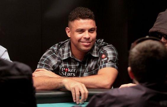 Grande Ronaldo no Poker
