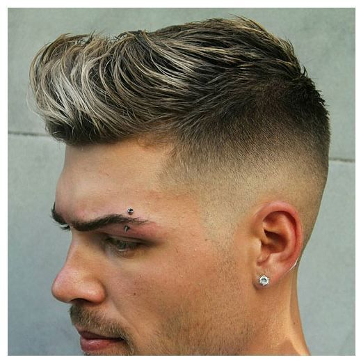 Haut Verblassen Haarschnitt Und Kahl Verblassen Haarschnitt 2019 In Diesem Art Herrenmode Manner Frisur Kurz Haarschnitt Herrenfrisuren