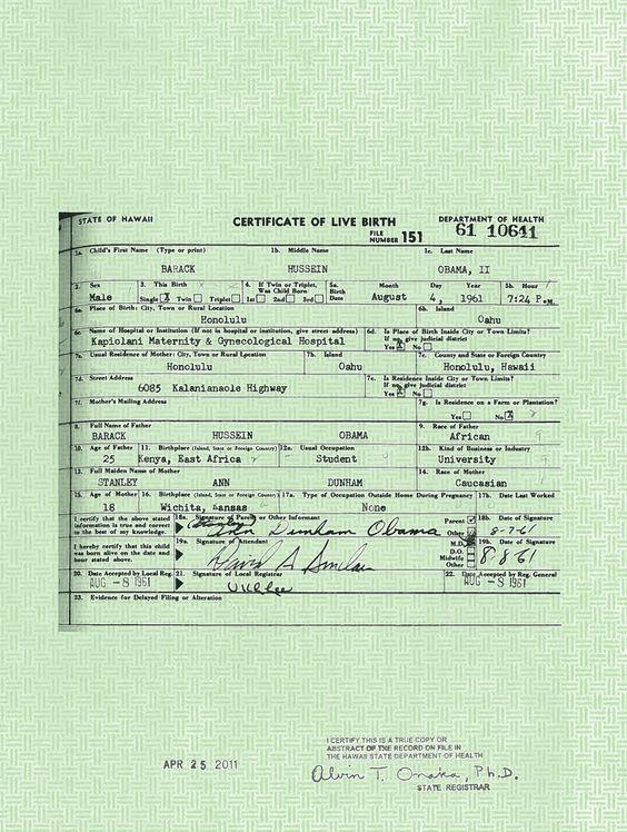 Best  Long Form Birth Certificate Ideas On   Birth