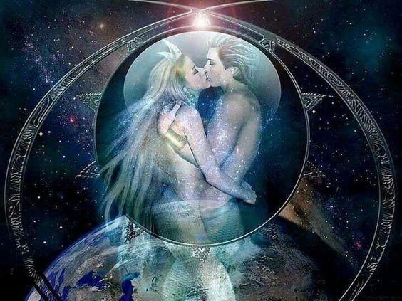Couple universe