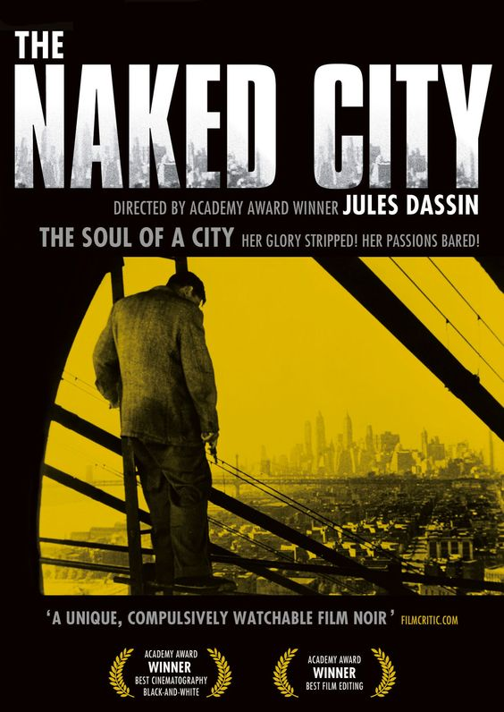 Naked City Dassin 116