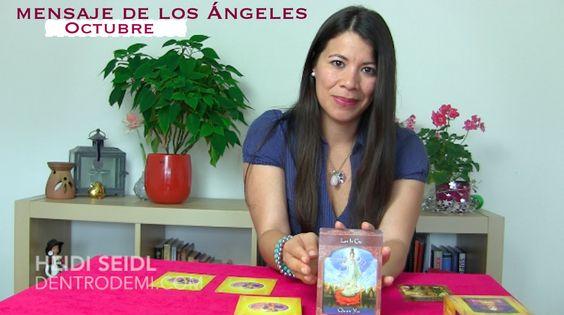 Lectura de los Ángeles con Heidi Seidl