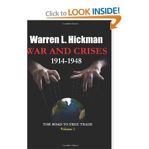 War and Crises 1914-1948 - Vol.1: The Road to Free Trade: Warren L. Hickman: Amazon.com. Volume 1 has an interesting account of how Roosevelt provided materials to British prior to USA entering the war.