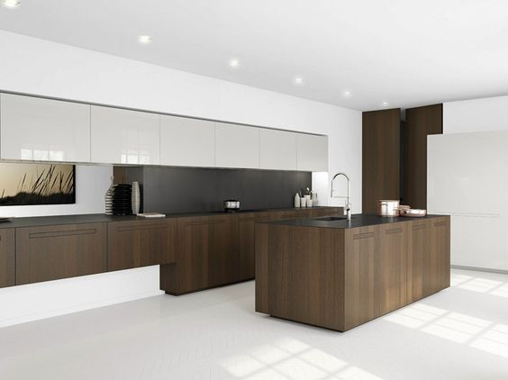 Custom fitted kitchen SINTESI.30 Class Class Collection by Comprex | design MARCONATO