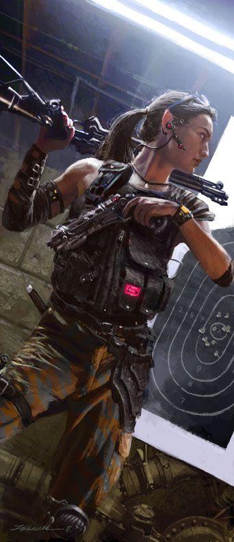 fuck yeah cyberpunk