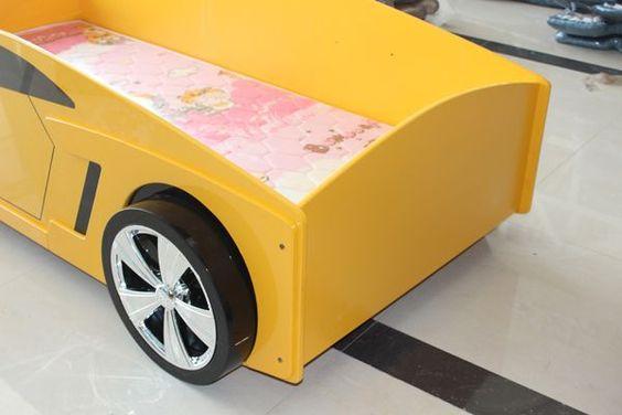 Ferrari cama forma portable del coche de carreras de coches cama-Camas para…