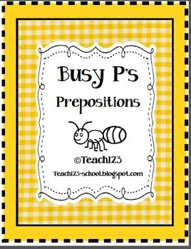 Busy Prepositions