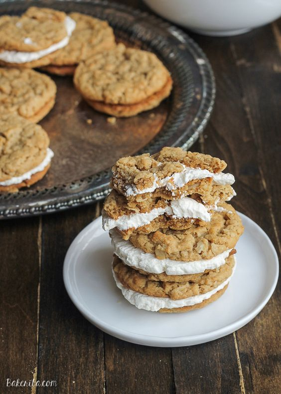 Butter, Sandwich cookies and Peanuts on Pinterest