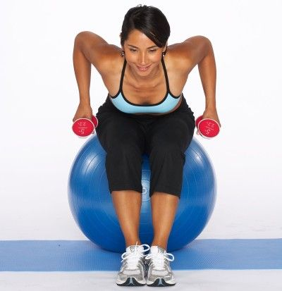 """Discovery Health """"Back Strengthening Exercises"""" #fitness #health"""