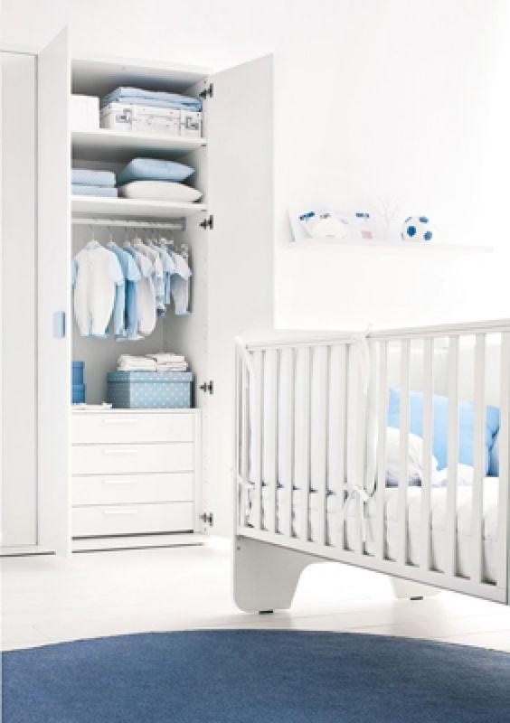 Composiciones para cuarto de beb s beb a bordo cunas for Muebles transformables