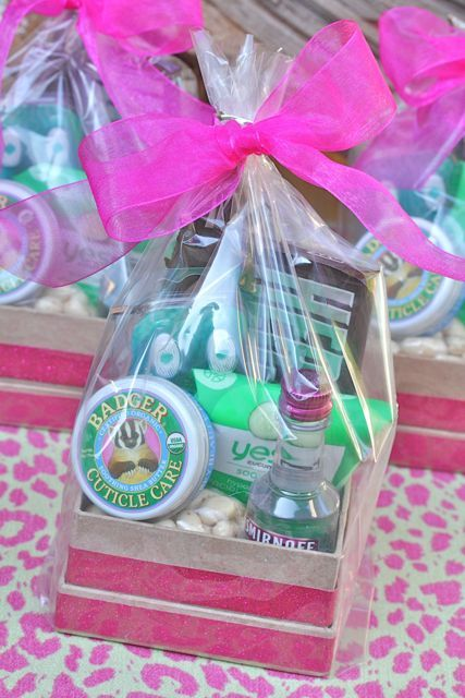 Southern Wedding Gift Bag Ideas : ... gifts ideas gift baskets parties gift bags jelly little gifts bags