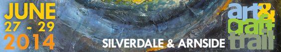 Silverdale & Arnside Art & Craft Trail 2014
