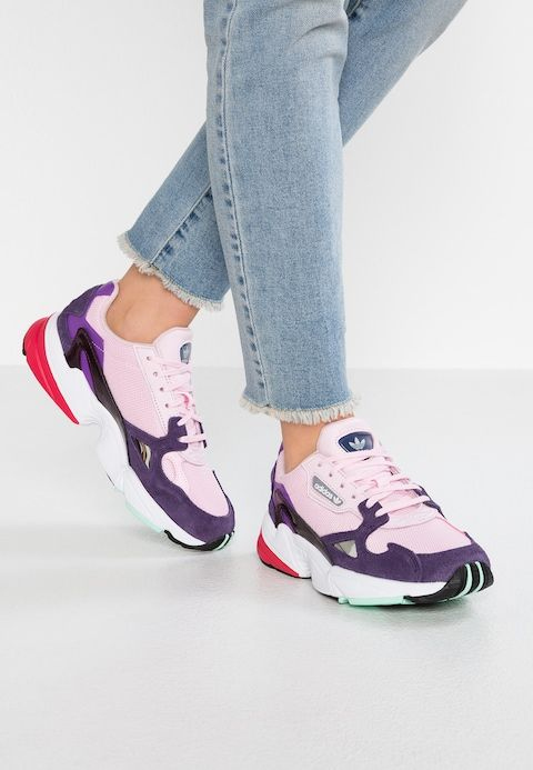 adidas falcon purple