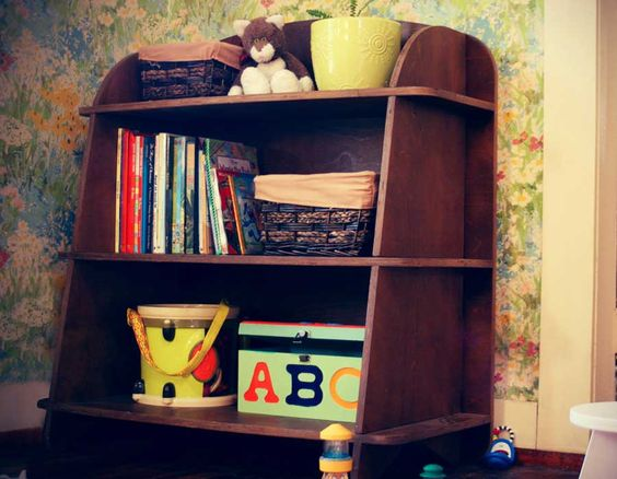 Grande Cocoa Aero #Bookcase ($432.14) Something like this in my office