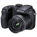 Fujifilm FinePix S1500 Appareil photo Reflex numérique 10 Mpix Zoom Optique 12x Ecran LCD 2,7″ Noir | Appareil Photo