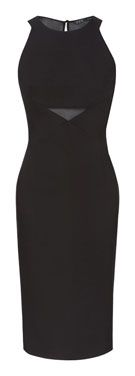 COMBINED DRESS WITH SHEER DETAILS - Dresses - Woman | ZARA United States