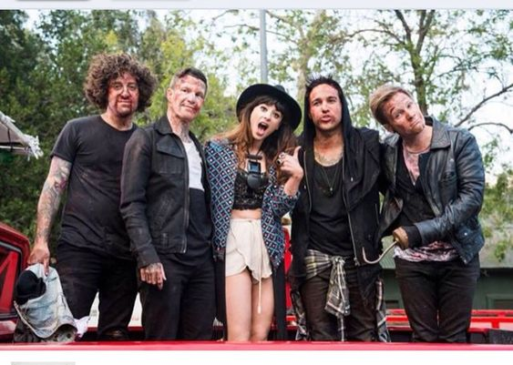 Image result for fall out boy and the foxes
