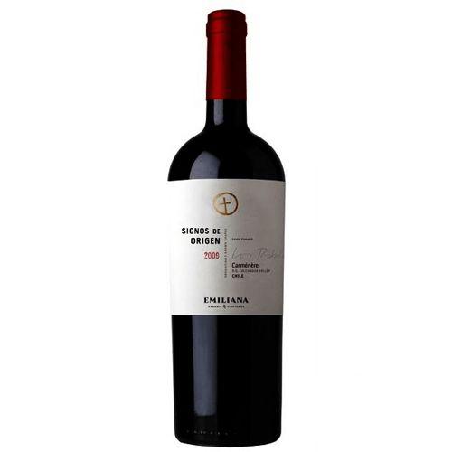 Rượu Vang Signos de Origen Carmenere
