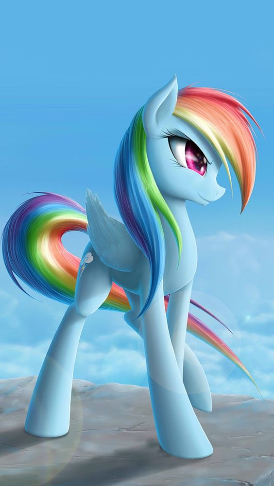 Rainbow Dash                                                       …