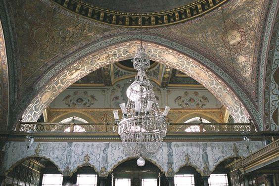 Palais de Topkapi, Istanbul (Turquie)