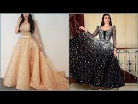 أجمل فساتين خطوبه وحنه وأعراس موديلات جديده 2020 Halter Formal Dress Formal Dresses Fashion