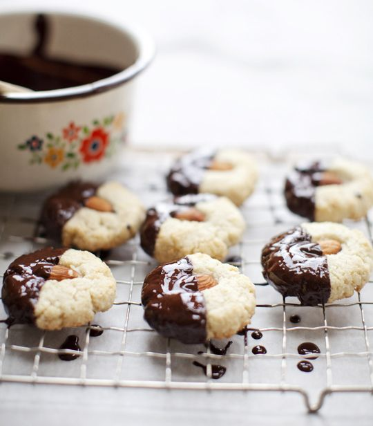 almond cookie Pinecone Camp