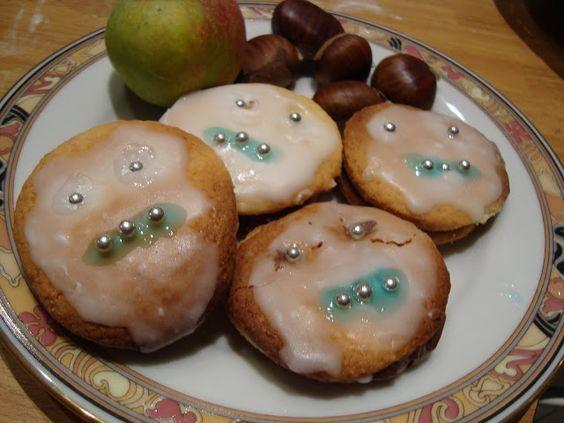 La buona cucina di Katty: Biscotti di Halloween di Giacomo | MY ...