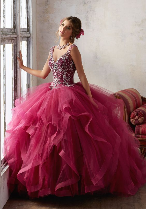 Mori Lee Quinceanera Dress Style 89131