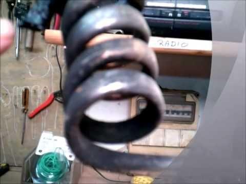 Como hacer una estufa de aceite usado inventos caseros calefaccion ...