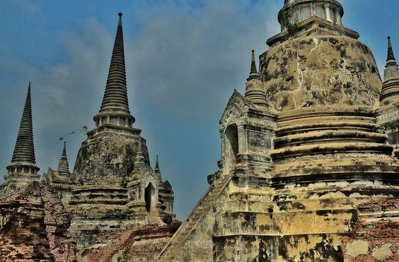 Pointers - Ayutthaya, Thailand