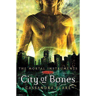 (22x34) The Mortal Instruments - City of Bones Bo ($8.99)