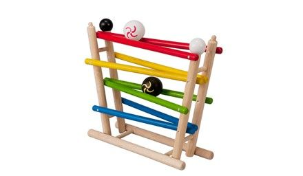 #daily deal $24.99 PlanToys Click Clack Roller