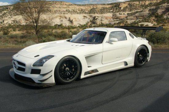 2014 Mercedes SLS AMG GT3